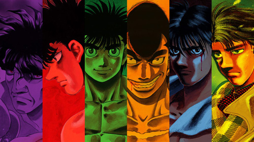 One Piece and Hajime no Ippo! A match made in heaven?