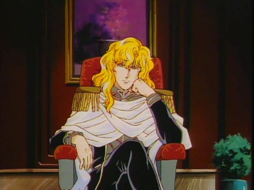 Reinhard's death at the Legend of the Galactic Heroes ending; a sword has no reason to exist but as a sword?