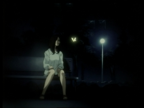 Haunting darkness in Boogiepop Phantom