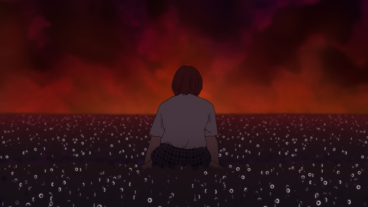 Flowers of Evil anime (Aku no Hana)