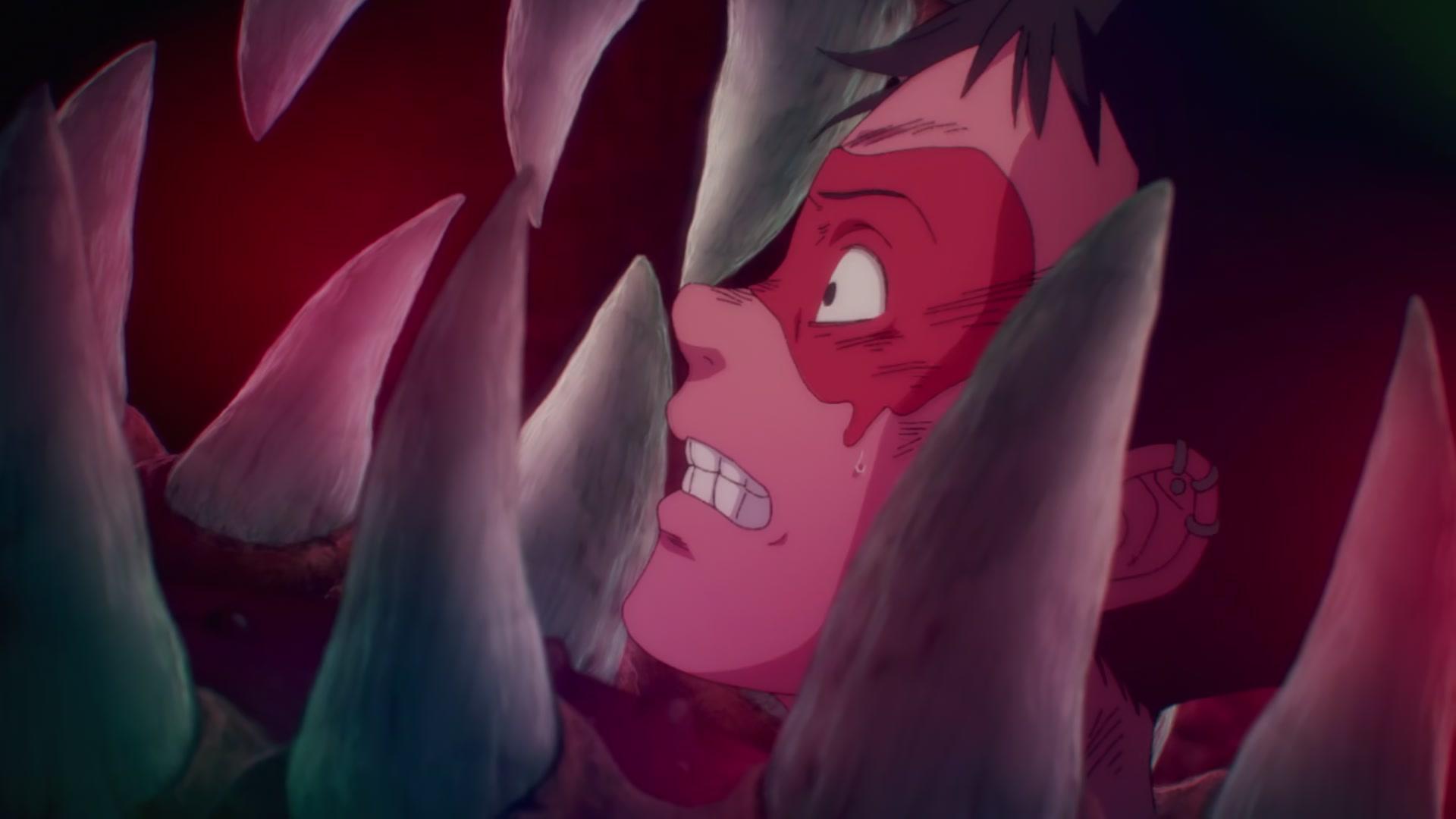 Dorohedoro anime episode 1