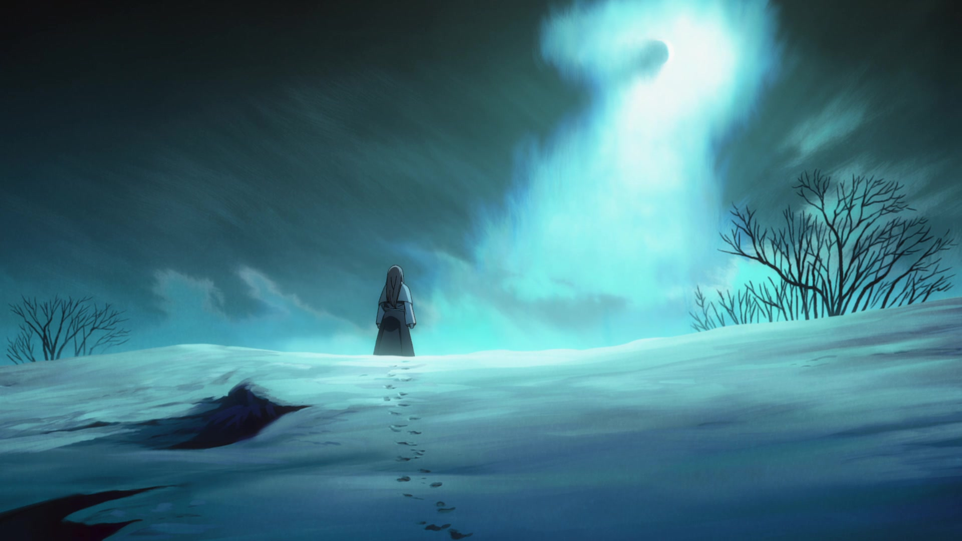 """The Light of Dawn"": a beautiful scene from episode 14 of Vinland Saga"