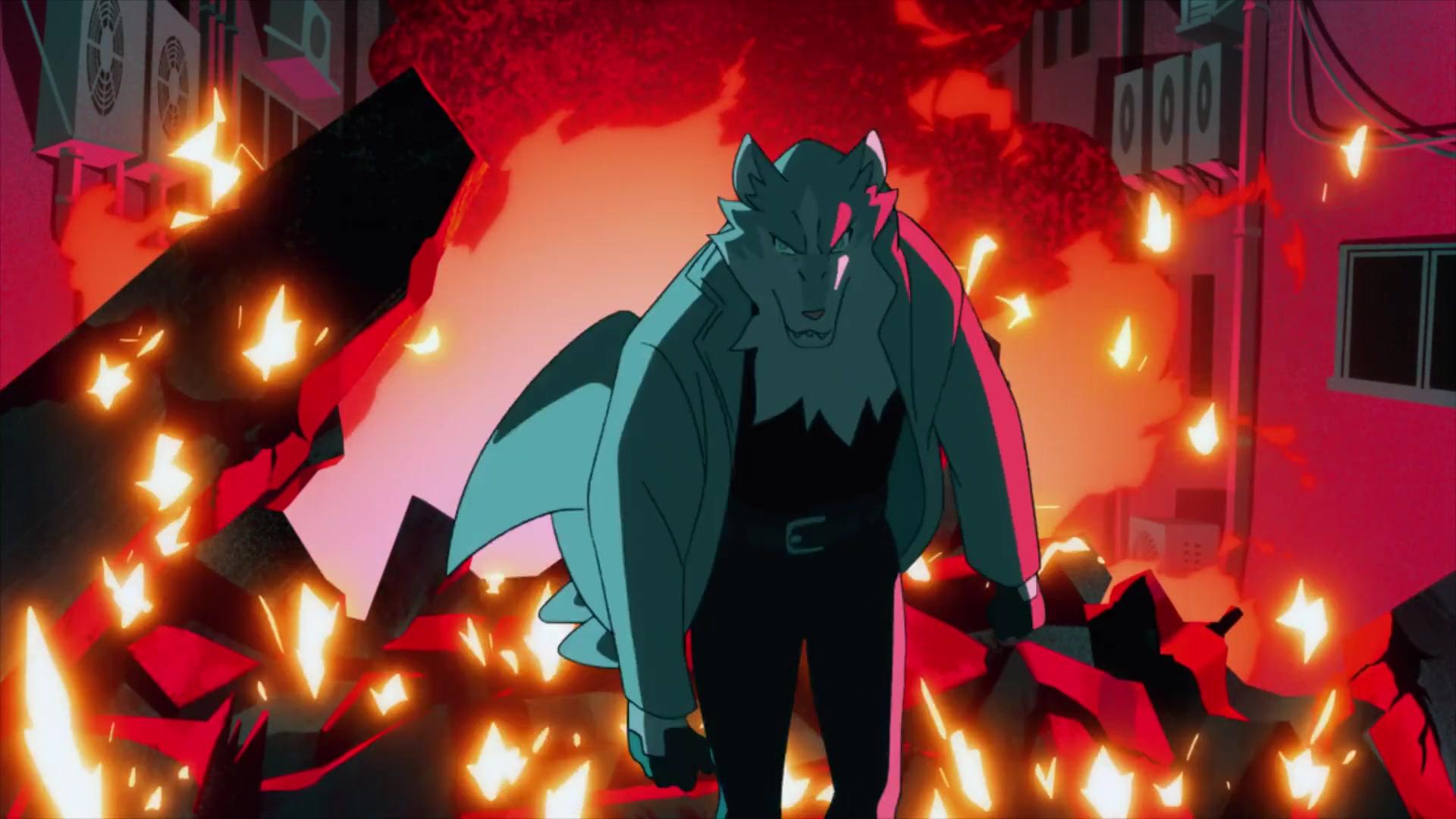 BNA: Brand New Animal episode 1 anime review | Bateszi ...